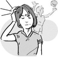頭痛と運動の関係~適度な動きで痛み軽減 沖縄県医師会編「命ぐすい耳ぐすい」(1056)
