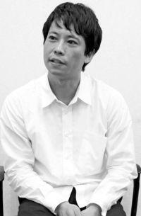 [旬英気鋭]/青春時代の感情濃密/作家の町屋良平さん