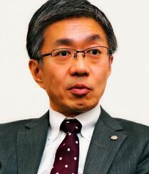J1広島スタジアム総合戦略推進室の信江雅美室長(提供)