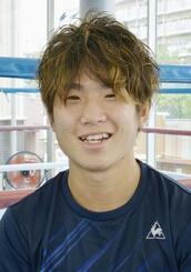 WBCライトフライ級王者の寺地拳四朗