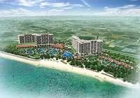 「沖縄らしい南国リゾート」糸満・名城ビーチに新ホテル 3月建設開始、2022年夏開業予定