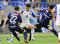 天皇杯、G大阪が関学大に敗れる 2回戦、前回VのC大阪は勝利