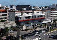 ゆいレール乗客2億人達成 2003年の開通から約14年で