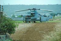 思いと裏腹に 伊計島・米軍ヘリ不時着から1年