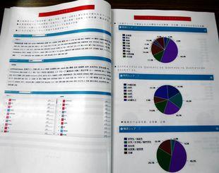 玉城デニー氏の選挙母体が作成した知事選でのインターネット戦略をまとめた資料