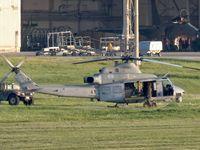 久米島空港に米軍ヘリ着陸 機体に「UH‐1Y」