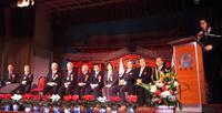 アルゼンチン移住110年、沖縄の誇り継ぐ 式典で知事を追悼