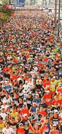 NAHAマラソン 2万6679人熱く走る【動画あり】