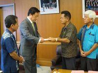 日米地位協定の改定を 沖縄県議会が防衛省に要請