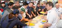 沖縄産「美らマンゴー」大田市場で初競り20万円 沖縄県とJA、東京でPR