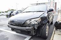 米兵を逮捕 酒酔い・逆走で衝突、重傷負わす 沖縄・嘉手納