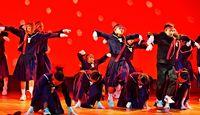 キレッキレダンス 圧巻/読谷古堅中 制服で校歌歌う/中文祭 5年連続グランプリ
