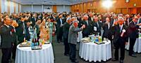 新JA会館 完成祝い祝賀会 「未来創出するランドマークに」