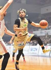 キングス今季5敗目 アルバルク東京に54―57 バスケBリーグ