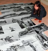 """1935年の糸満が""""里帰り"""" きょう23日から名城公民館で写真展"""