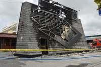 沖縄市で火災2件発生 住宅と飲食店が全焼