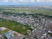 普天間飛行場周辺、また汚染水 6カ所で米の基準超え 沖縄県が調査