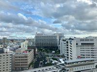 沖縄の天気予報(11月19日~20日)曇り、次第に晴れ