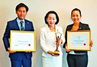 百名伽藍が「ワールドラグジュアリーホテル」2年連続受賞