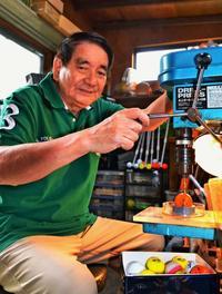 「アイデアを古里のために」 スポーツも「発明」する日本ビクターの元技師は沖縄出身