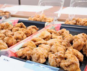 サンエーの「旨塩鶏唐揚げ(県産3種塩仕立て)」(日本唐揚協会提供)