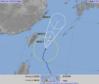 台風27号 (フォンウォン) 今夜、先島諸島にかなり接近