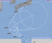 強い台風28号:沖縄・大東島へ28日接近も