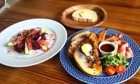 こだわりの朝食に大満足 うるま市石川曙「キャプフル」