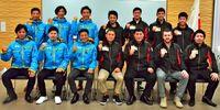 冬季国体 25人気合/27日開幕 県選手団、奮闘誓う
