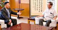 翁長知事、9日から福建省訪問 沖縄から対中輸出の拡大要請へ