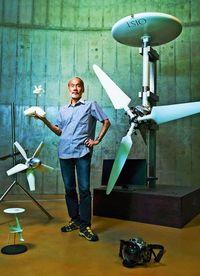 <新竹積教授 波力発電研究>沖縄の海で着想 小型化・1台10キロワット目指す OISTサイエンストーク(6)