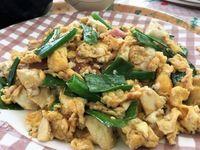 今帰仁村湧川のマリーでゴマ油炒めを食べたの巻 運転手メシ(272)