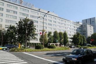 農林水産省(中央合同庁舎1号館)=東京都千代田区