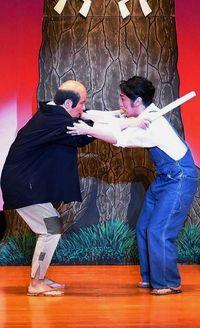 親子愛 軽妙な掛け合い/細やかな演技 親密さ表現/丘の一本松 米を作る家