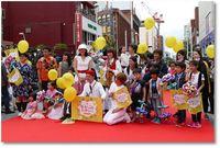 【写真特集5】スターがレッドカーペット 沖縄国際映画祭 那覇の国際通りで