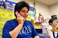 通訳で在日外国人支援/名古屋市在住県系ペルー人 稲嶺ホルヘさん/「人助け」にやりがい
