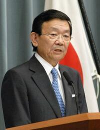 与謝野元財務相が死去、78歳 政策通、消費増税を推進