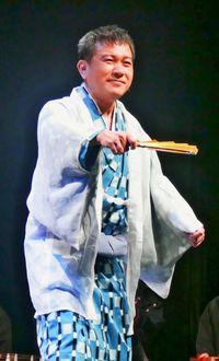 当銘由亮が50歳ライブ/かぎやで風題材に物語
