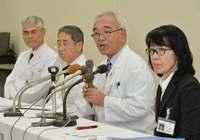 筋弛緩剤紛失、窃盗の可能性も含めて調査 沖縄県立南部医療センター