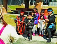 伊賀・甲賀も加入する忍者団体に「琉球忍者」が仲間入り 読谷村で活躍