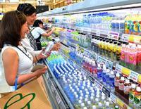 空梅雨で熱い夏商戦 飲料・アイス好調 クリーニング業は割引で挽回