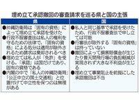 【解説】国交省の「辺野古」審理 焦点は公正・中立
