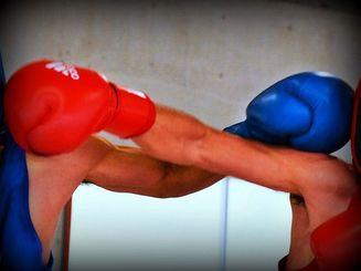 ボクシング(資料写真)