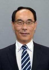 大野元裕氏