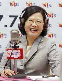 台湾・蔡政権発足から2年 強まる中国の圧力、党勢回復が課題