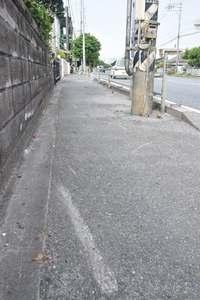 沖縄・中城の国道でバイク事故 乗っていた未成年2人が死亡