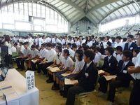 沖縄の高卒就職内定率94% 好景気で県内指向高まる