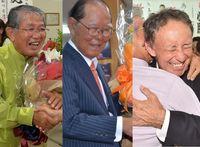 沖縄は非自公が1・2・3区制す 衆院選2017