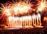 安室奈美恵さんの花火ショー携わった金城さん 「火薬量 過去最大の4倍超」