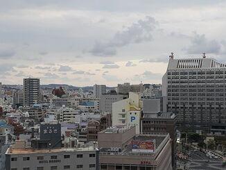 これから曇りの日が続きそうです。県外では、大分寒くなりそうですが、沖縄は比較的暖かそうです。
